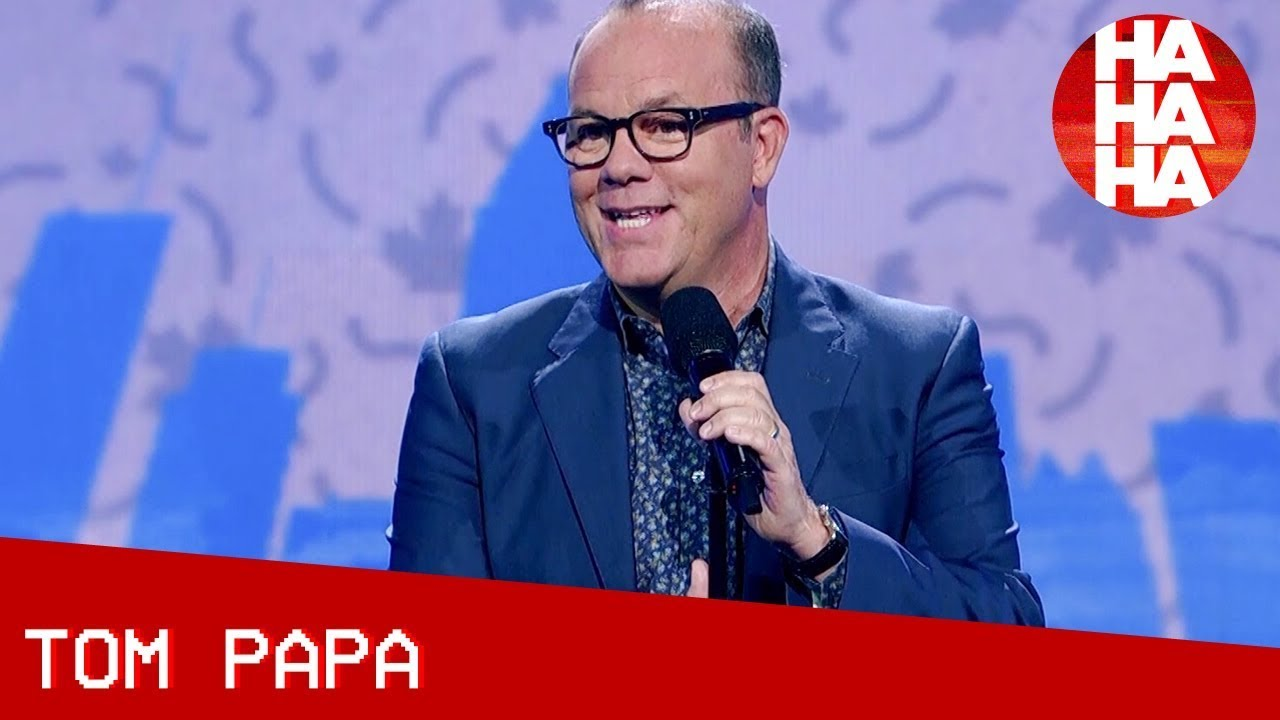 Tom Papa - We Are The Fattest Generation