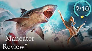 Maneater Review [PS4, Switch, Xbox One, & PC] (Video Game Video Review)