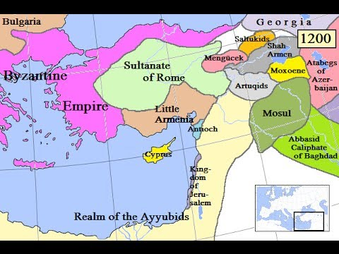 The Seljuk Sultanate Of Rum - Seeds Of The Ottoman Empire