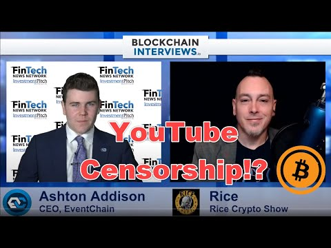 Blockchain Interviews – Rice from the Rice Crypto Show