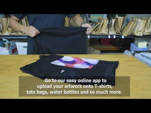 Custom T-shirt Printing Australia