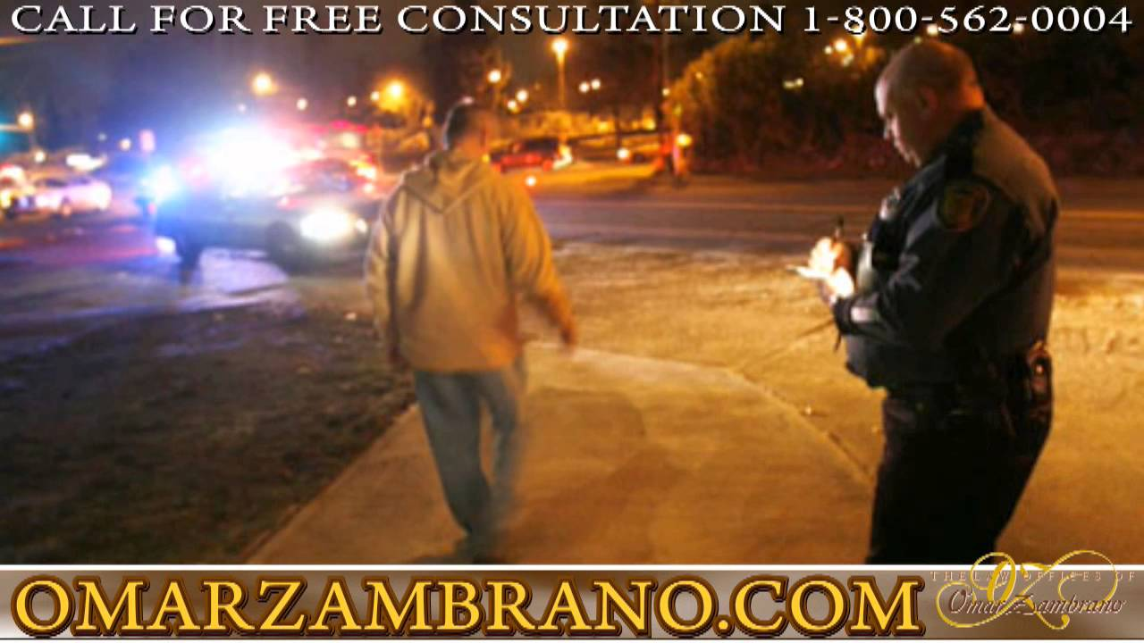 Hawaiian Gardens L.A. Co.- Sobriety Tests - YouTube