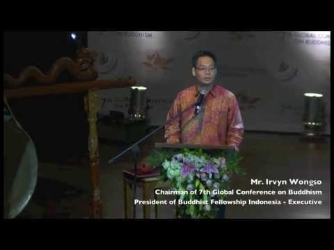 Opening Speech - The 7th Global Conference On Buddhism