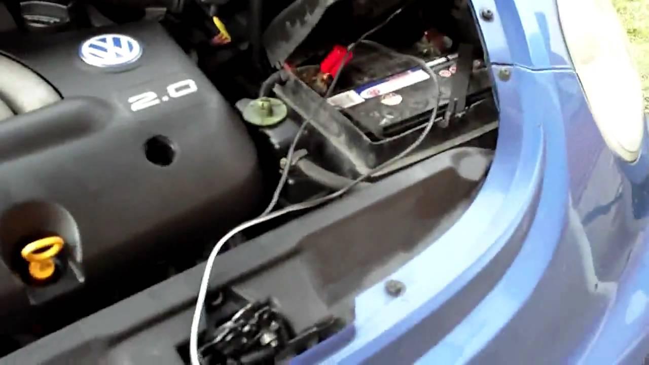 1998 Volkswagen Beetle  YouTube