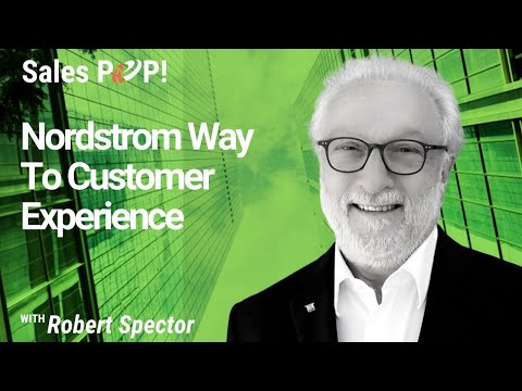 Nordstrom Way To Customer Experience - Robert Spector - YouTube