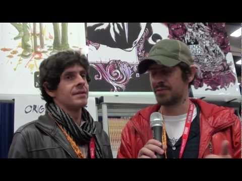 Special Interview With Gaberial Ba & Fabio Moon, Creators Of Daytripper, At SDCC 2012