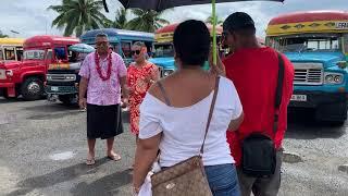Tafaoga, Experience our Beautiful Samoa - Behind t...