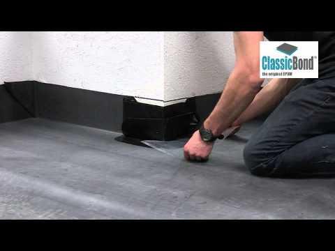 ClassicBond ® EPDM External Corner Installation