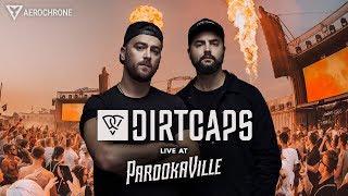 DIRTCAPS @ Parookaville 2018 | FULL SET @ Desert Valley Stage