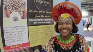 Tourism KZN  INDABA experience 2017