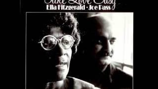 Ella Fitzgerald & Joe Pass - A Foggy Day