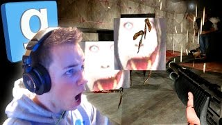 GMOD Scary Funny Moments! SCARIEST MAP EVER! (Gmod Gameplay)