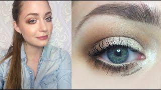 Весенний нейтральный легкий макияж: видео-урок