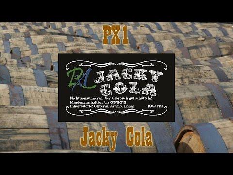 PX1 Jacky Cola Molasse im Test