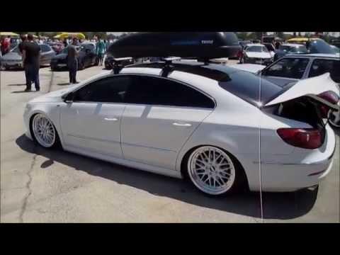 passat cc   tuning styling show youtube