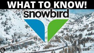 Snowbird Resort Utah