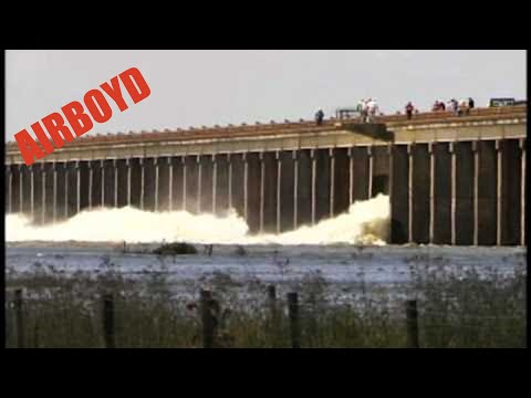 Morganza Spillway Opened