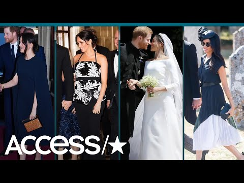 From Meghan Markle To Lady Gaga: 2018's Best Dressed Celebs! | Access