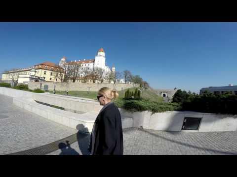 Spring Saturday in Bratislava