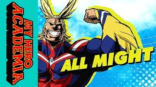 My Hero Academia - Official Clip - All Might