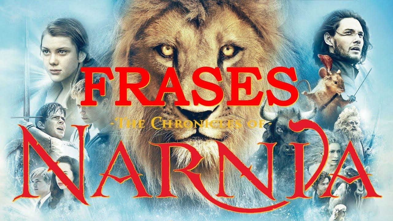 Frases De Las Crónicas De Narnia De Cs Lewis Frases De Películas