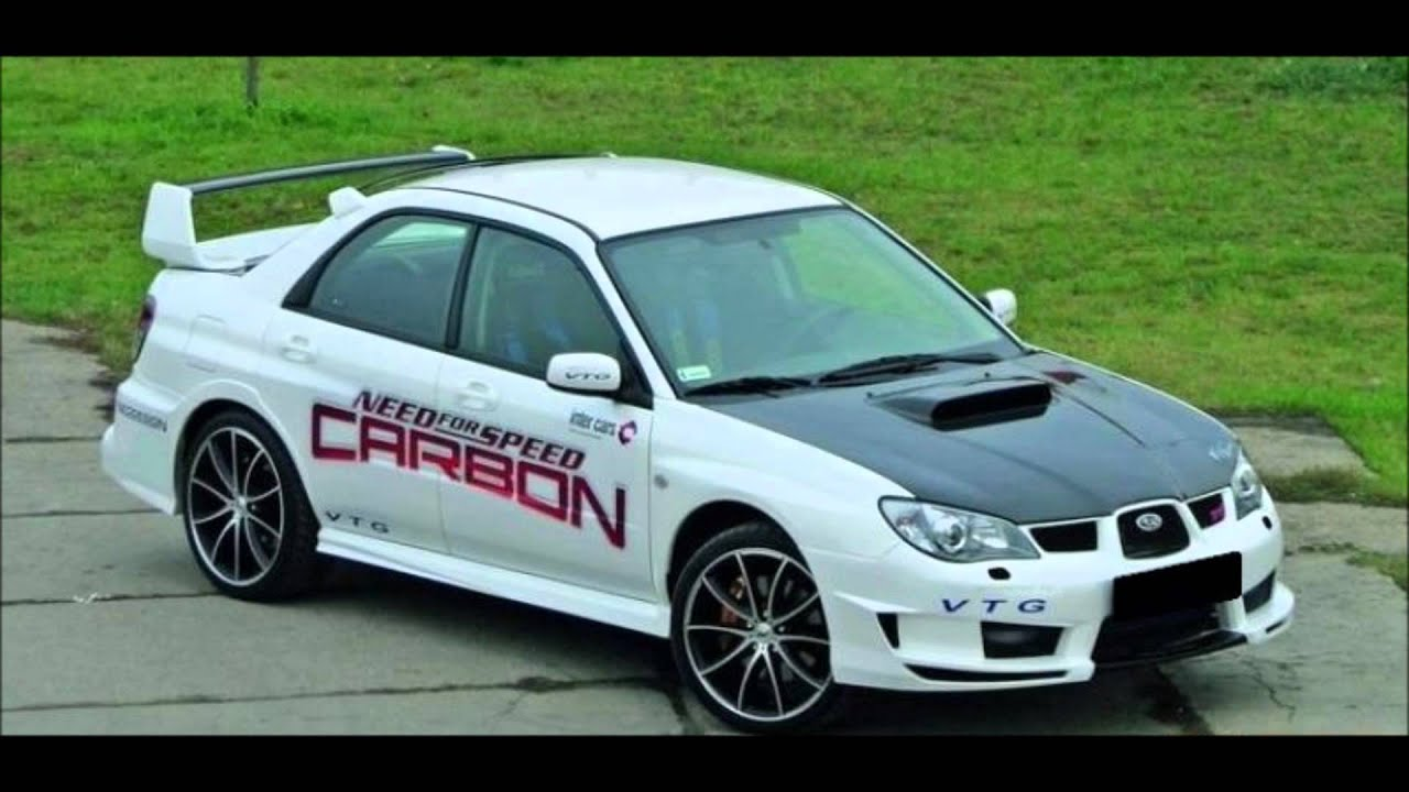 subaru impreza wrx tuning wrc body kit youtube. Black Bedroom Furniture Sets. Home Design Ideas