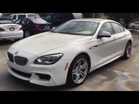 2014 Bmw 650i Gran Coupe M Sport Start Up Exhaust Full