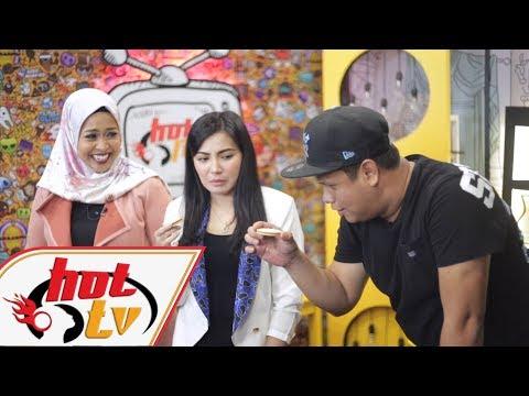 Nina Iskandar - Hot TV DI TV9
