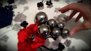 Гантань ( стальные шары здоровья) 60 мм