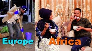 Iidle Yare Iyo Qaali Ladan Africa   Faataale Europe   Short Film 2018