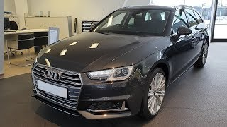 2019 Audi A4 Avant sport 40 TDI 140(190) kW(PS) Stronic | -[Audi.view]-