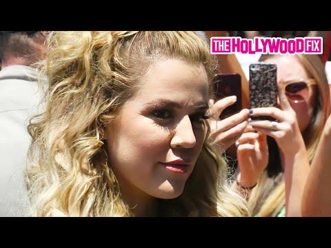 Khloe Kardashian Arrives To Dash Store For Dash Dolls Taping 6.16.15 - TheHollywoodFix.com