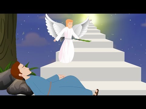 Jacob's Dream at Bethel - Holy Tales Bible Stories