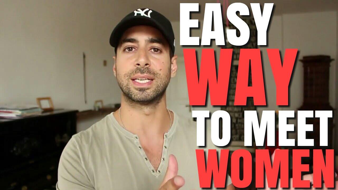 where to meet easy women