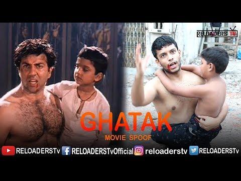 Ghatak Movie Spoof | Sunny Deol Dialouges | RELOADERS Tv |