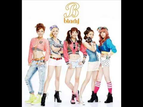 Blady - B형여자 ('Blood Type B Girl')