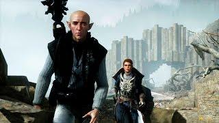 Dragon Age: Inquisition (Инквизиция) — Прохождение с закрытой презентации Electronic Arts