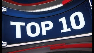 Top 10 Plays of the Night: November 3, 2017