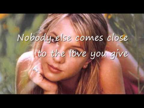 Britney Spears - Luv the hurt away (feat. Full Force) LYRICS ON SCREEN