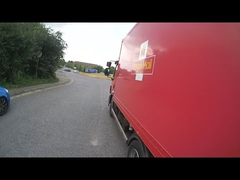 Royal Mail MGIF Left hook