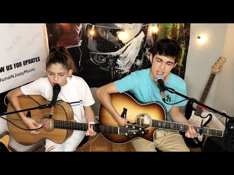She got the best of me - Luke Combs (JunaNJoey Cover)