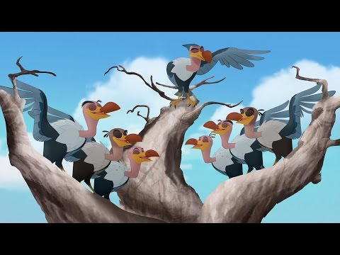 The Lion Guard: All Hail the Vultures song