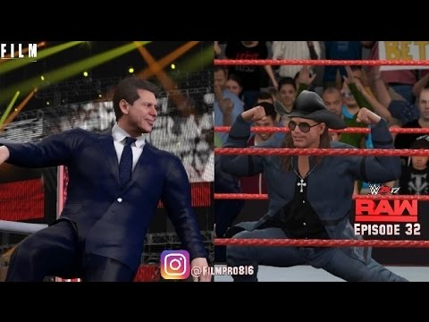 WWE 2K17 Monday Night Raw Story Mode Episode 32