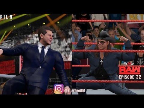 WWE 2K17 Monday Night Raw Story Mode Episode 32