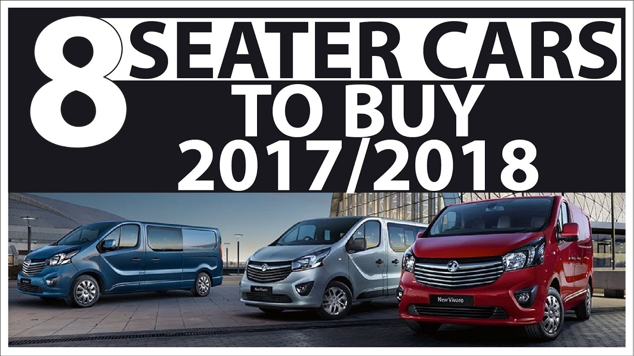 top 5 best 8 seater cars to buy 2017 2018 best passenger cars youtube. Black Bedroom Furniture Sets. Home Design Ideas