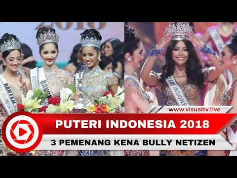 Juara Puteri Indonesia 2018 Kena Bully Warganet