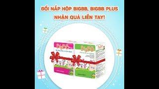 Ngập tràn quà tặng BigBB BigBB Plus