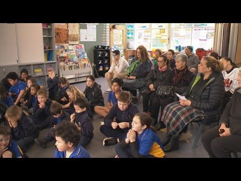 Mercer School embraces past with first New Zealand history day