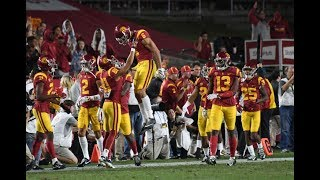 UCLA vs USC 2017 Week 12 Highlights
