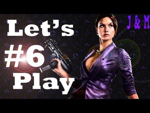 Let's Play SAINT ROW 4  épisode 6 FR HD